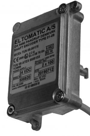 Pulse transmitters / Encoders