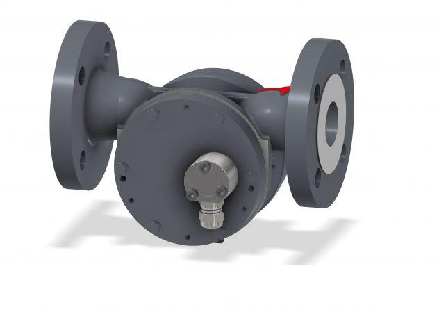 Positive Displacement Flowmeters