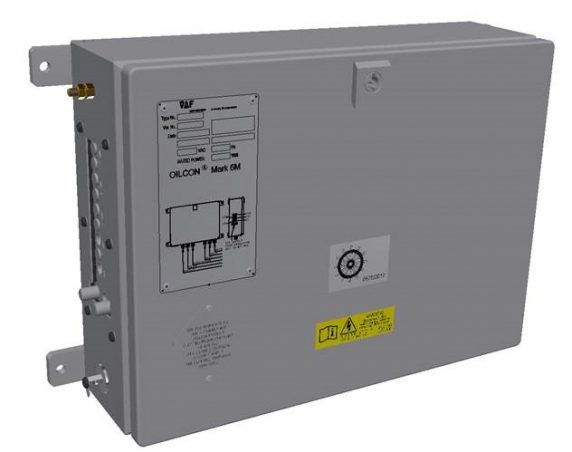 Oil Discharge Monitoring Equipment (O.D.M.E.)