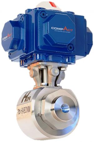 Cryogenic & 3-way valves